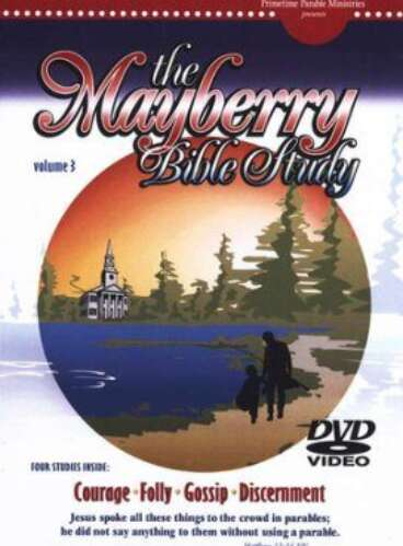 The Mayberry Bible Study Volume 3