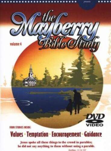 The Mayberry Bible Study Volume 4