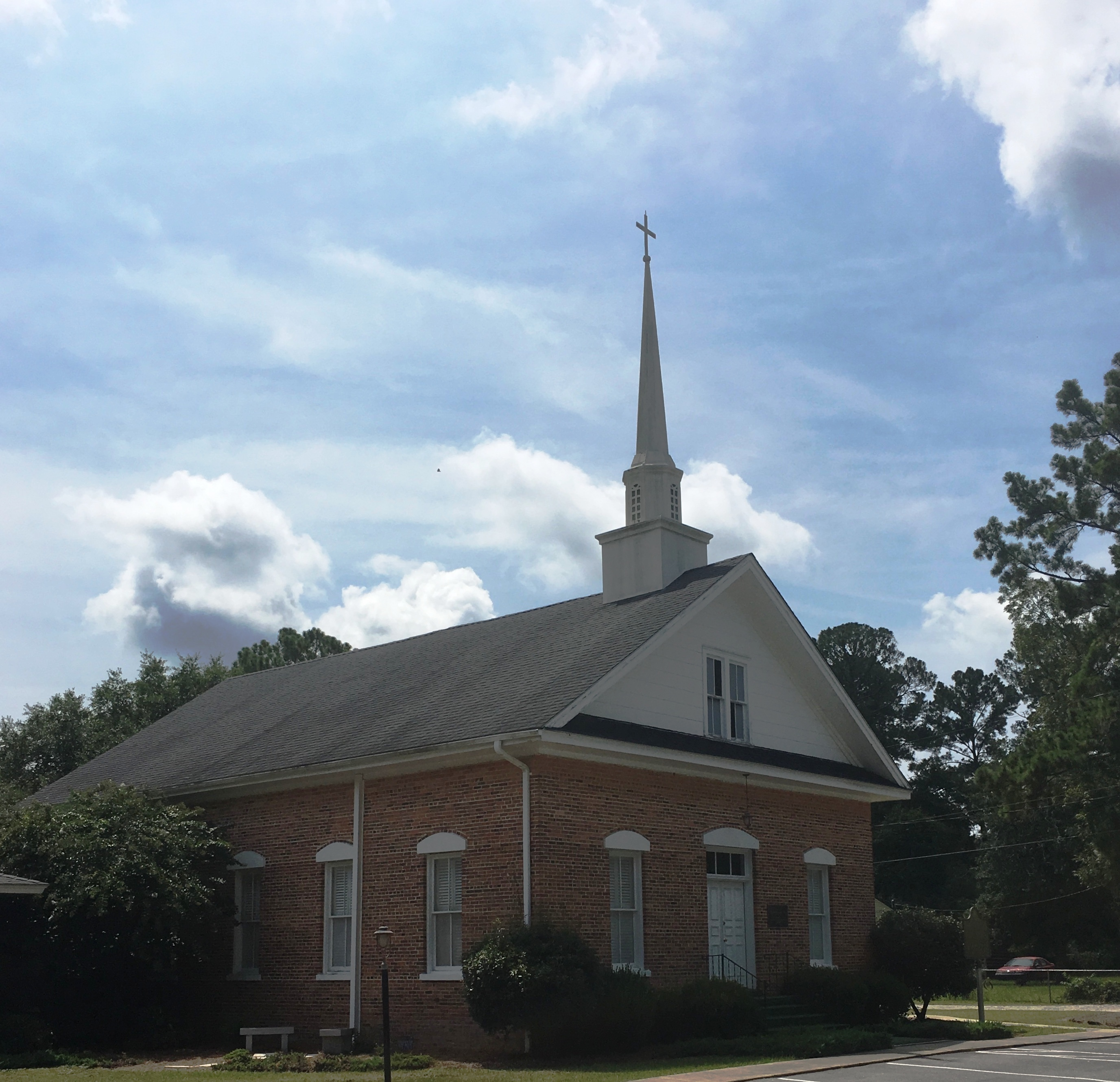 Walthourville Baptist Church