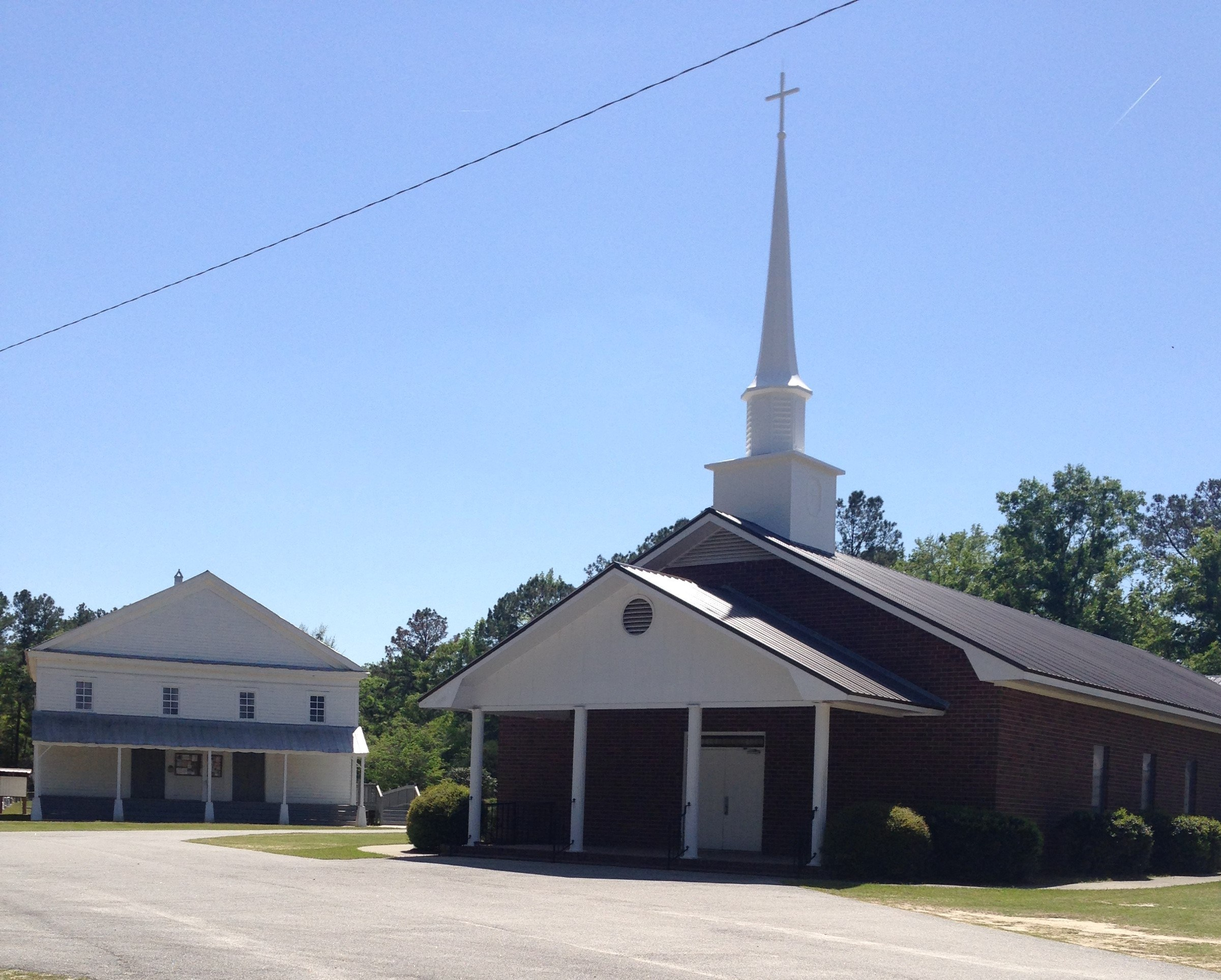 Jones Creek Baptist Church