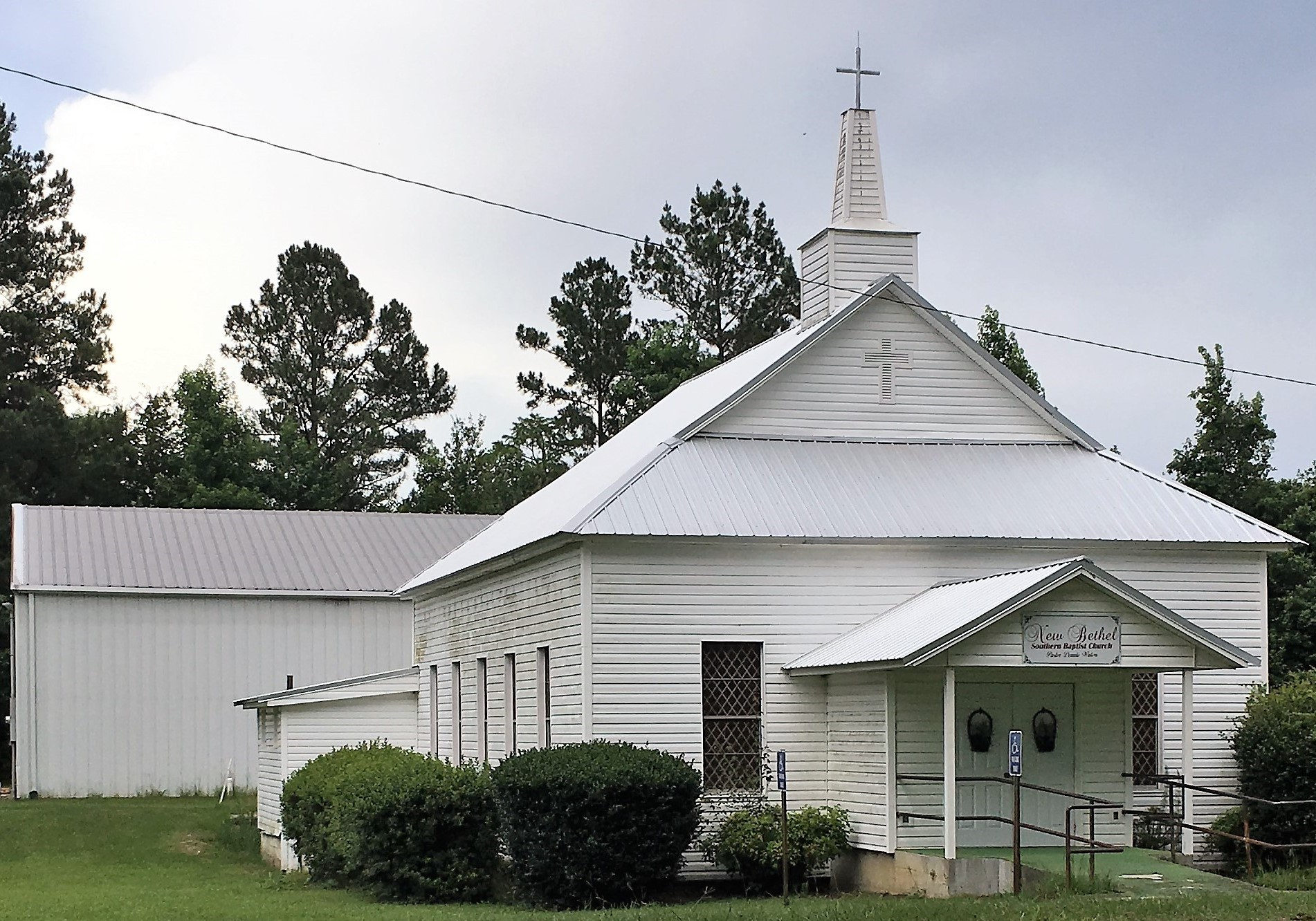 New Bethel Baptist Church